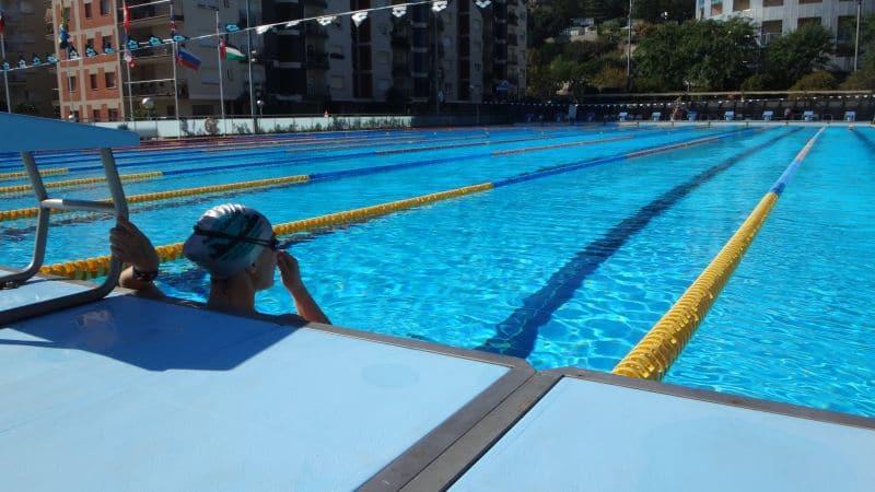 Kraulen für Triathleten und Fortgeschrittene im Maintalbad